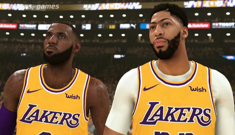 Download NBA 2K20 Legend Edition