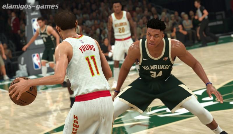 Download NBA 2K21