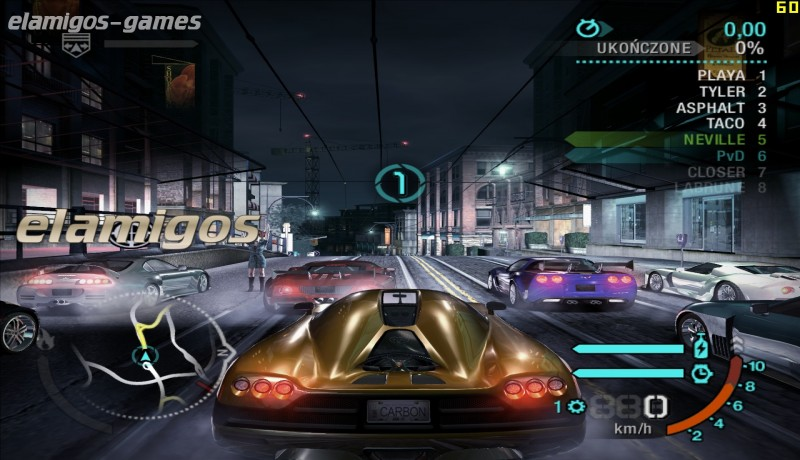 Download Need for Speed: Carbon