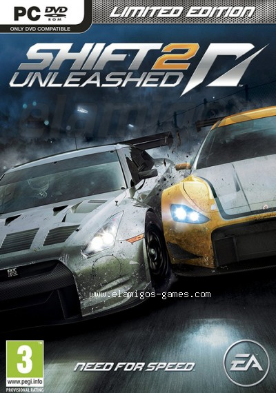 Download Need for Speed Shift 2: Unleashed Limited Edition