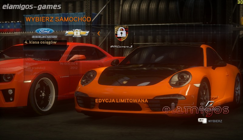Download Need for Speed: The Run Limited Edition