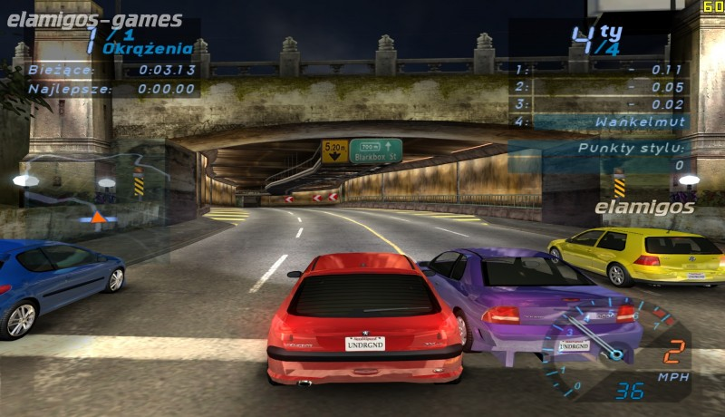 Download Need for Speed: Underground