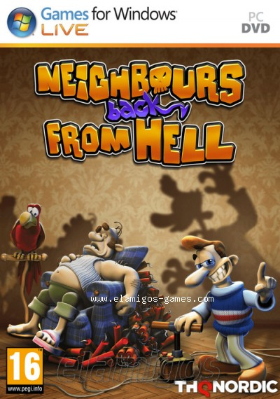 Download Neighbours Back From Hell HD Remaster
