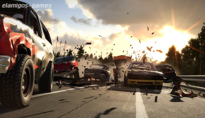 Download Next Car Game: Wreckfest