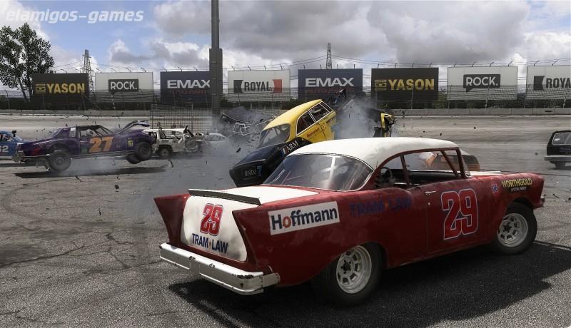 Download Next Car Game: Wreckfest