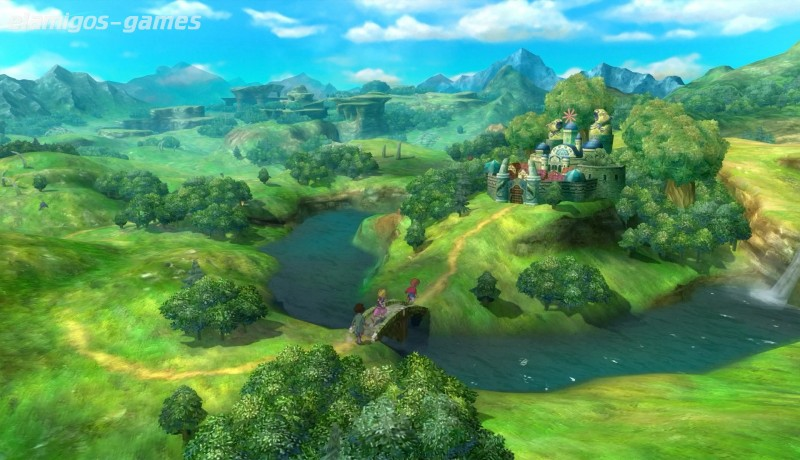 Download Ni no Kuni Wrath of the White Witch Remastered