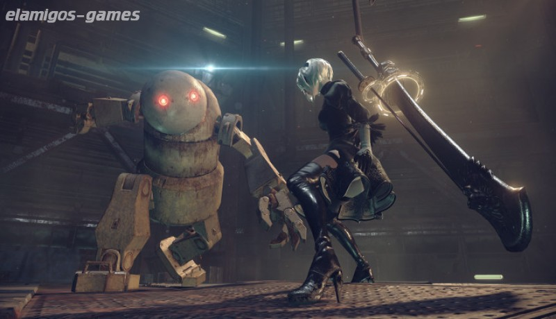 Download NieR Automata Day One Edition