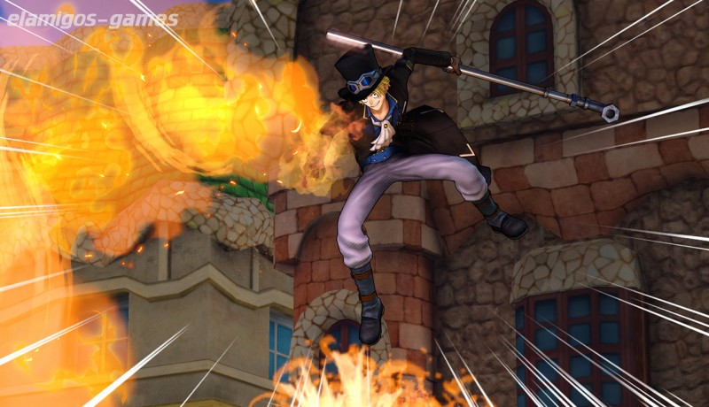 Download One Piece: Pirate Warriors 3 Gold Edition