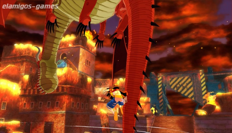 Download One Piece: Unlimited World Red Deluxe Edition