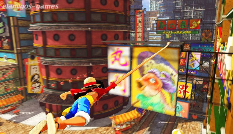 Download One Piece: World Seeker Deluxe Edition