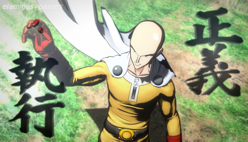 Download One Punch Man: A Hero Nobody Knows Deluxe Edition
