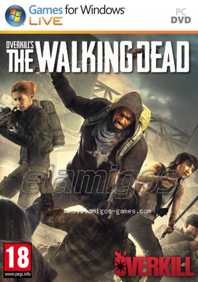 Download OVERKILL's The Walking Dead Deluxe Edition