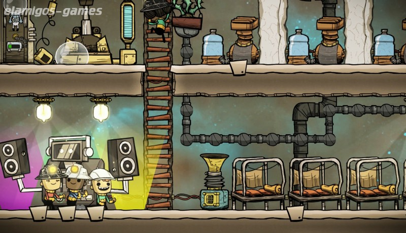 Download Oxygen Not Included