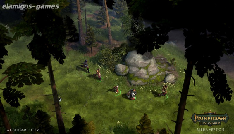 Download Pathfinder: Kingmaker Imperial Edition