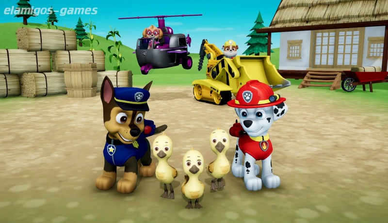 Download Paw Patrol On A Roll