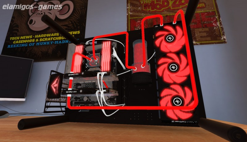 Download PC Building Simulator Maxed Out Edition