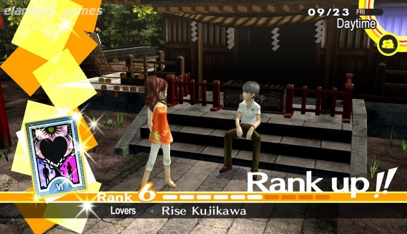 Download Persona 4 Golden Deluxe Edition