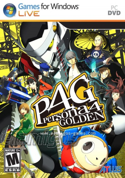 Download Persona 4 Golden Deluxe Edition