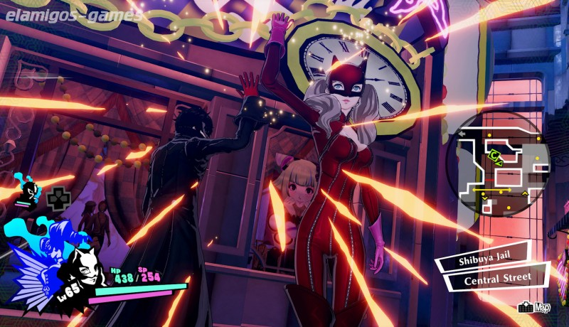 Download Persona 5 Strikers Deluxe Edition