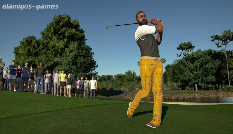 Download PGA Tour 2K21 Deluxe Edition