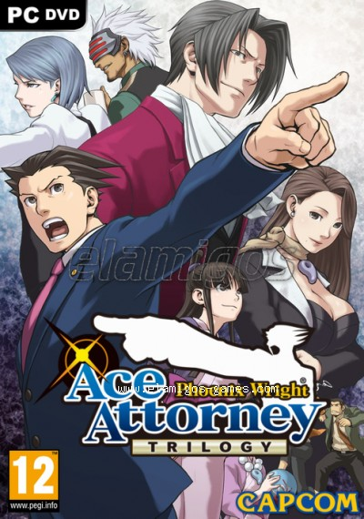 Download Phoenix Wright: Ace Attorney Trilogy