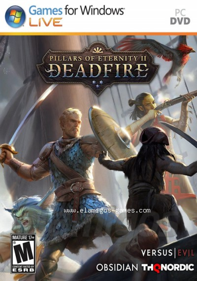 Download Pillars of Eternity II Deadfire Deluxe Edition
