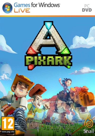 Download PixARK