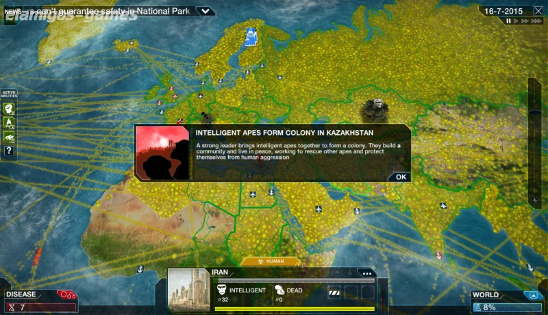 Download Plague Inc: Evolved