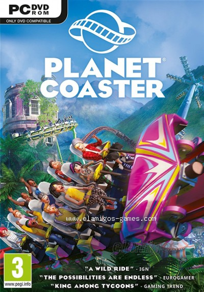 Download Planet Coaster Thrillseeker Edition