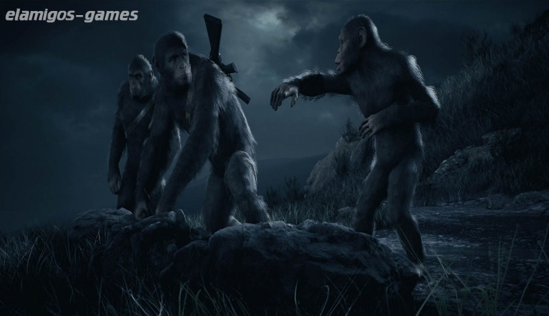 Download Planet of the Apes: Last Frontier