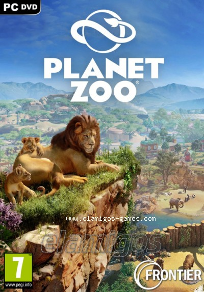 Download Planet Zoo Deluxe Edition