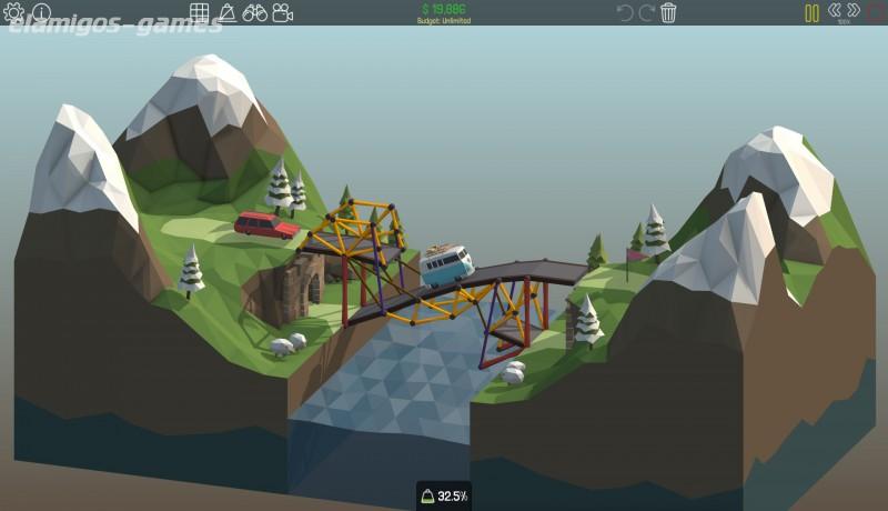 Download Poly Bridge
