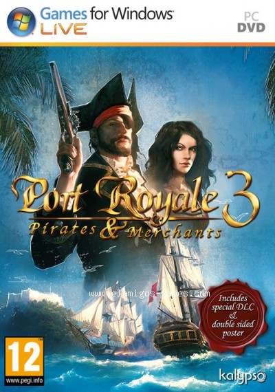 Download Port Royale 3 Pirates and Merchants