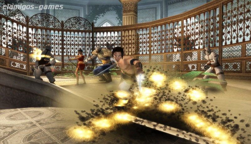 Download Prince of Persia: The Sands of Time