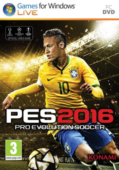 Download Pro Evolution Soccer 2016