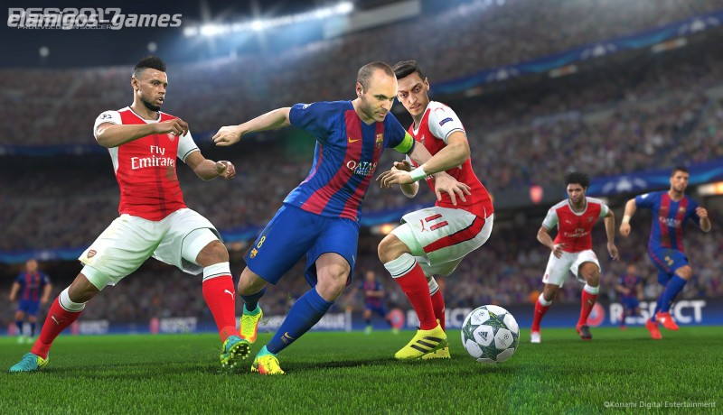 Download Pro Evolution Soccer 2017