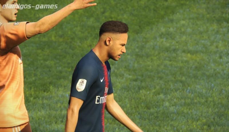Download Pro Evolution Soccer 2019 [PC] [MULTi17-ElAmigos] [Torrent