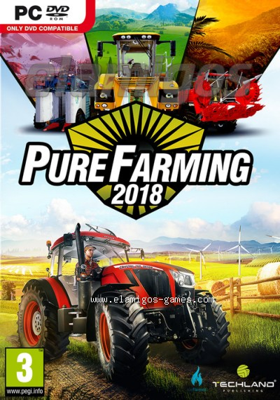 Download Pure Farming 2018 Deluxe Edition