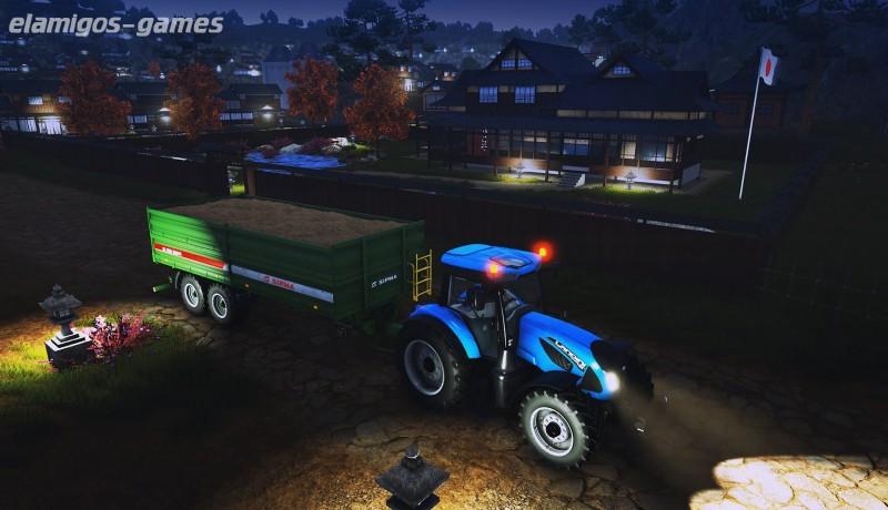 Download Pure Farming 2018 Deluxe Edition