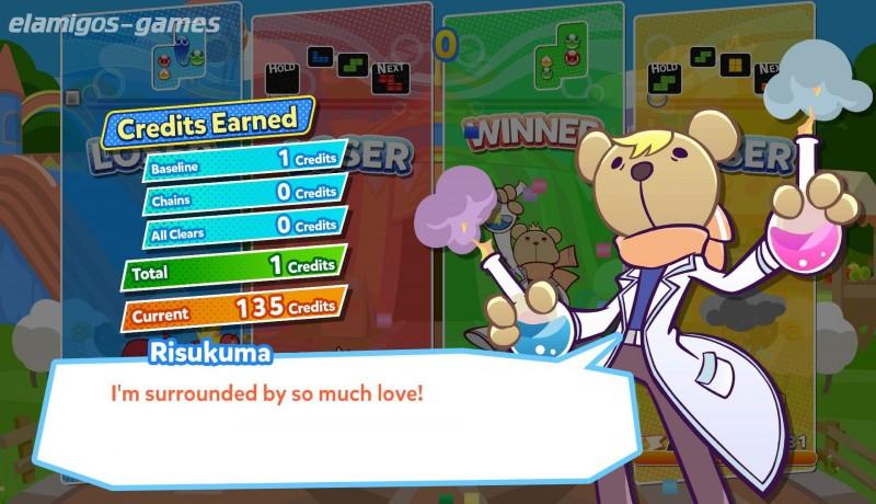 Download Puyo Puyo Tetris