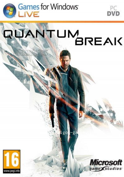 Download Quantum Break Steam Edition