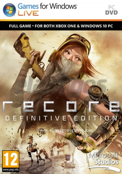 Download ReCore: Definitive Edition