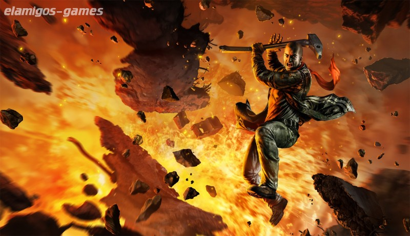 Download Red Faction Guerrilla Re-Mars-tered