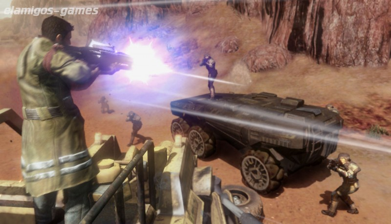 Download Red Faction Guerrilla Steam Edition