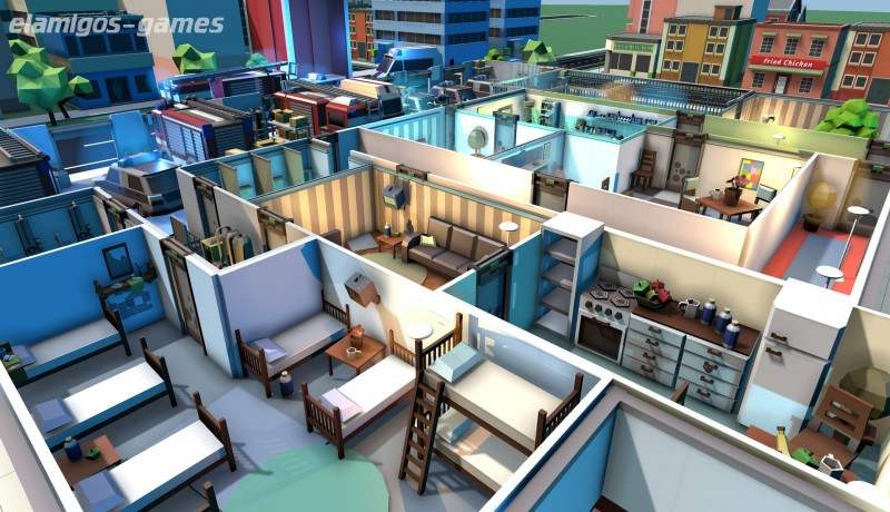 Download Rescue HQ The Tycoon
