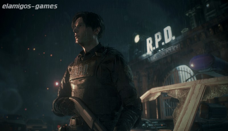 Download Resident Evil 2 2019 Deluxe Edition / Biohazard RE:2
