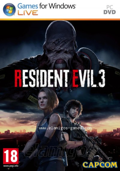 Download Resident Evil 3 2020 Deluxe Edition