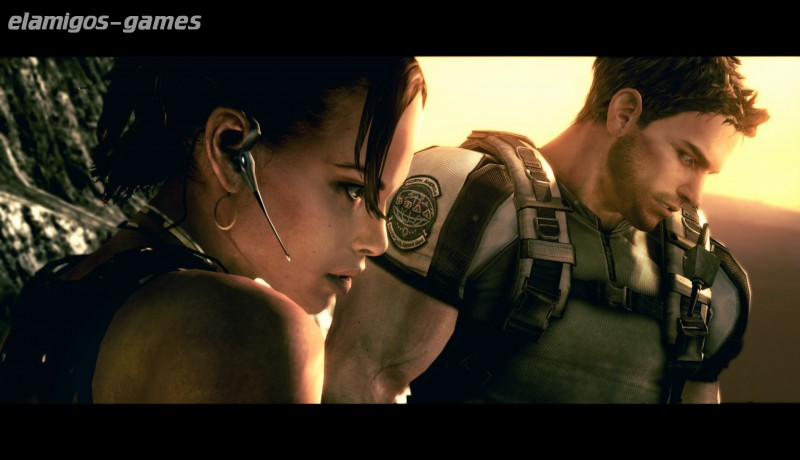 Download Resident Evil 5 Gold Edition