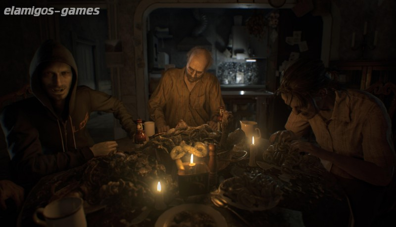 Download Resident Evil 7 Biohazard Gold Edition