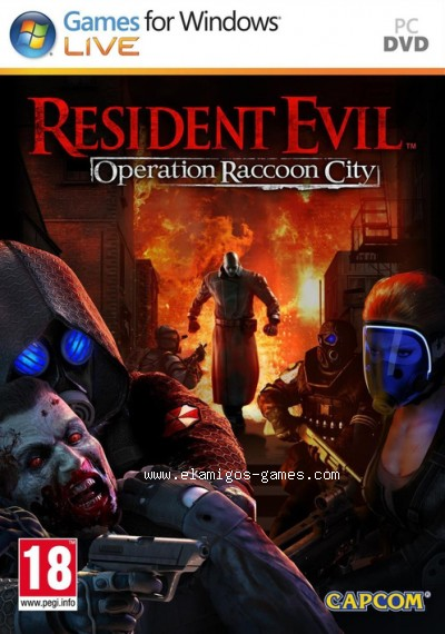 Download Resident Evil: Operation Raccoon City Complete Pack
